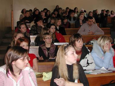 3 декабря в СамГУ проходил День открытых дверей филологического факультета