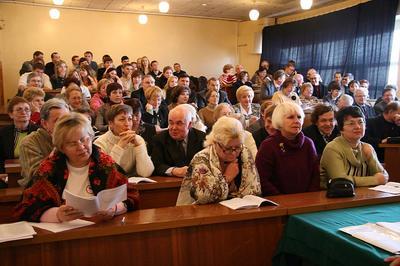 29 ноября в СамГУ состоялась конференция трудового коллектива университета
